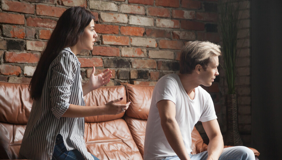 SAMLIVSBRUDD: Mens kvinner får kjærlighet og bekreftelse fra venninner, søker menn ofte til en ny partner for å dekke samme behov. FOTO: NTB Scanpix