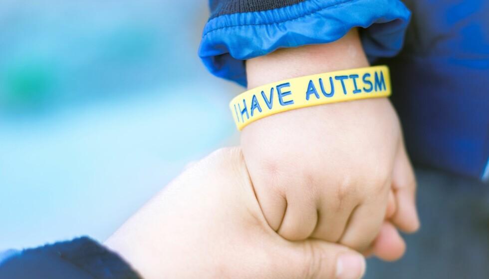 AUTISME BARN: Per i dag finnes det ingen kur for autisme, men noen foreldre velger å teste kontroversielle behandlingsmetoder. FOTO: NTB Scanpix