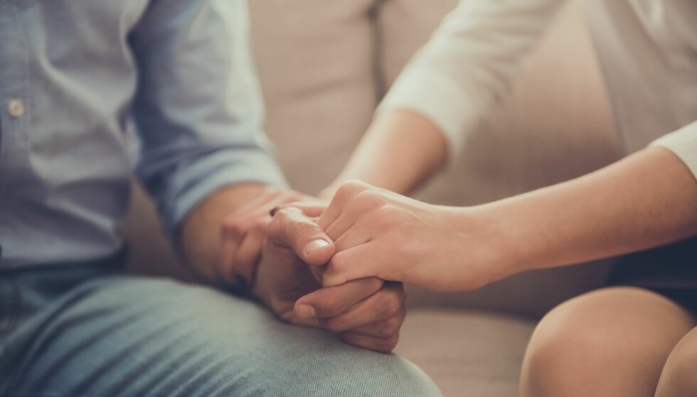 ÅPEN KOMMUNIKASJON: Lykkelige par klarer å prate om det de har på hjertet. FOTO: NTB Scanpix