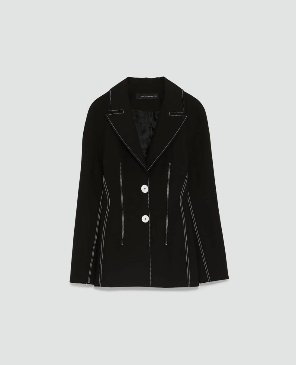 Blazer fra Zara, kr 799