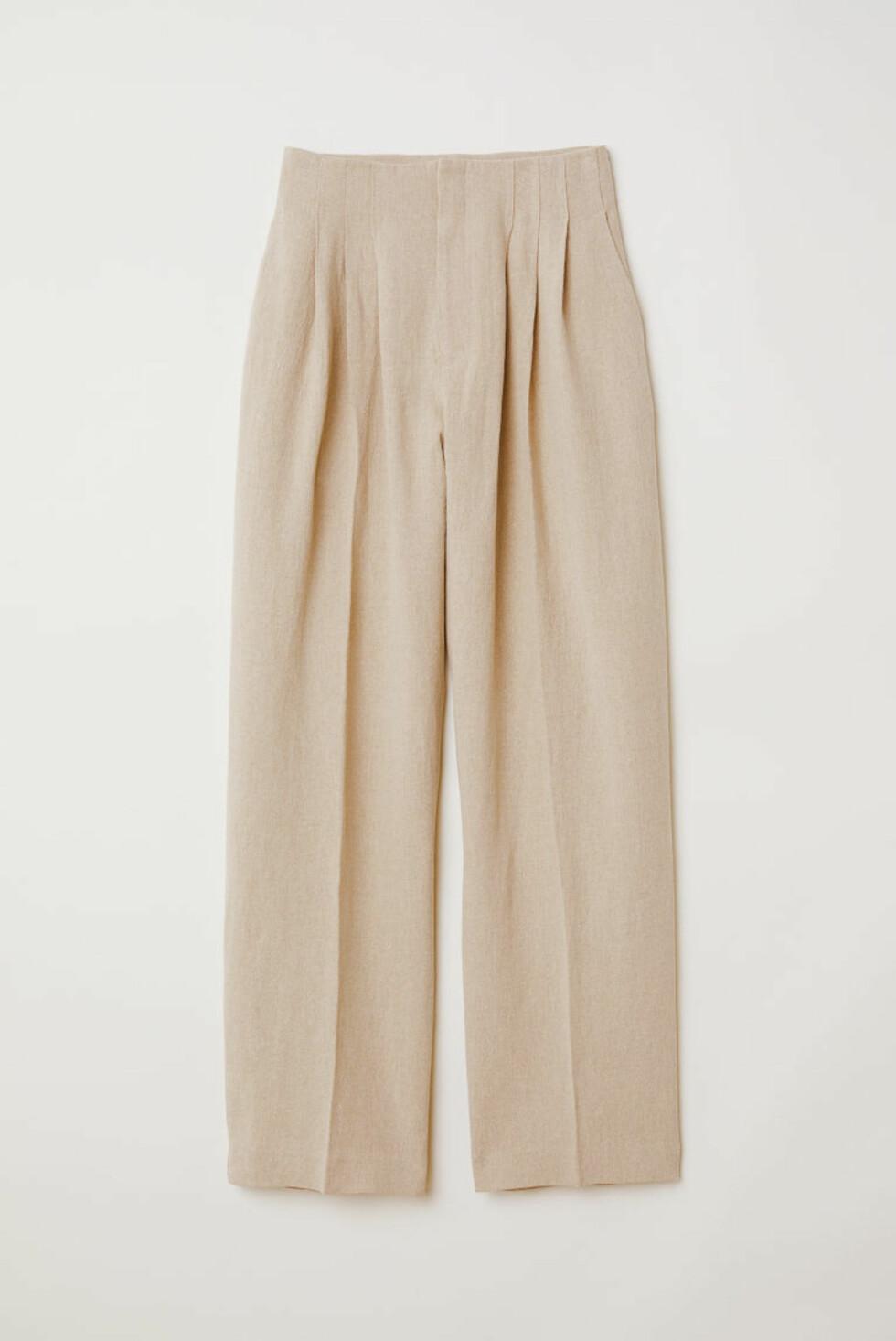 Bukse fra H&M, kr 599