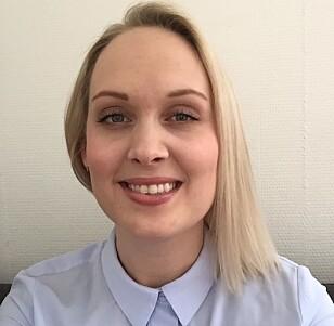 MENER OPPFØLGINGEN ER FOR DÅRLIG: Jordmor Mia Søpstad mener at mange kvinner som blir gravide etter en fedmeoperasjon får for dårlig oppfølging. FOTO: Privat