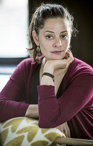 ÆRLIG: Til KK forteller Ariel Levy at hun i tiden etter spontanaborten følte seg som et hormonvrak. Foto: Astrid Waller