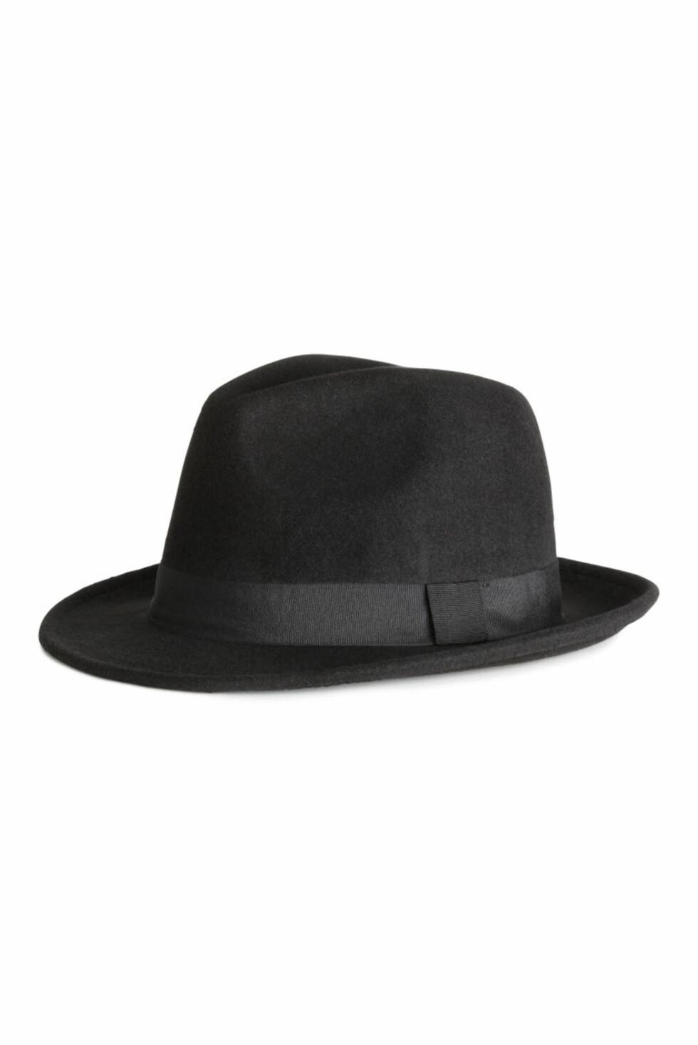 Hatt fra H&M |149,-| http://www2.hm.com/no_no/productpage.0375917001.html