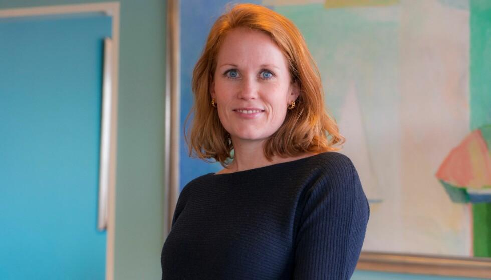 START TIDLIG: Anne Gundersen mener barn bør få øve seg på å bruke digitale penger så tidlig som mulig. Foto: SpareBank1