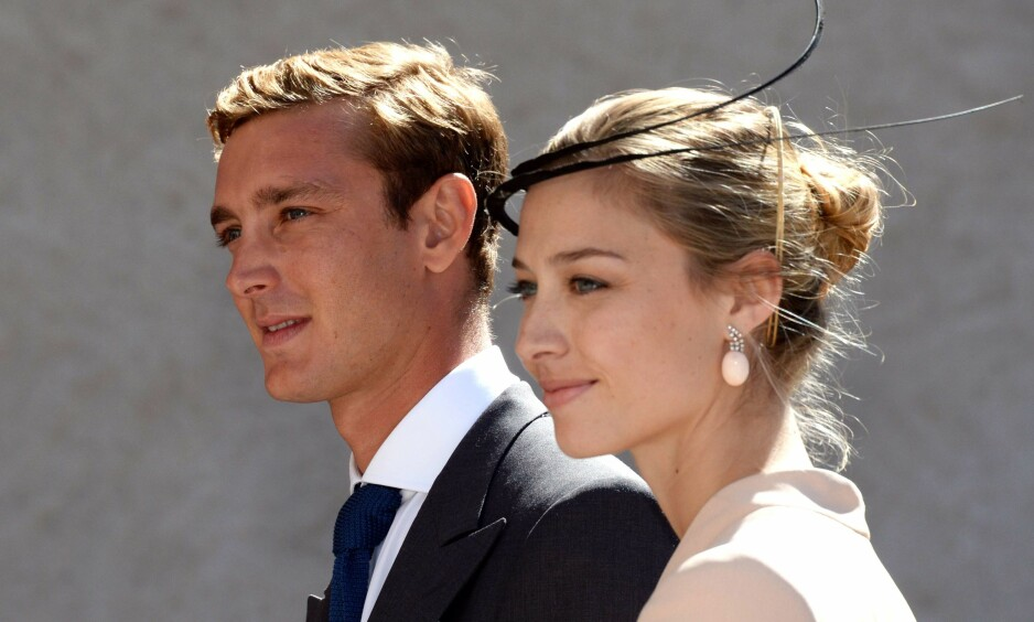 MONACO: Italienske aviser skriver at prinsesse Carolines sønn Pierre Casiraghi, og kona Beatrice Borromeo, har fått barn nummer to. FOTO: NTB Scanpix