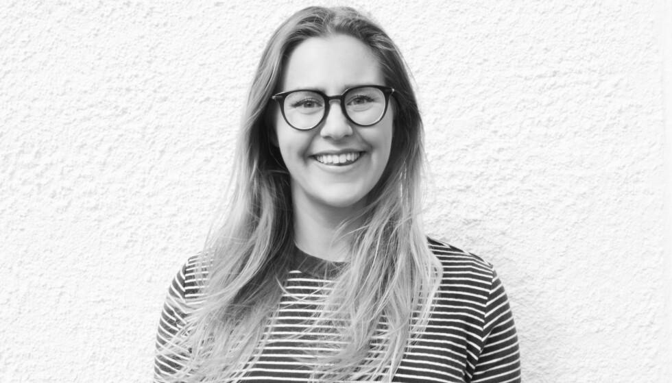 GRÜNDER: Norske Thea Sommerseth Myhren er en av initiativtakerne bak den digitale plattformen Diwala. Vi møtte henne i New York under et event i regi av Innovasjon Norge. FOTO: Privat