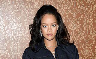 Rihanna kommer med undertøyskolleksjon