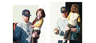 Smelt! Endelig viser Ryan Gosling frem datteren Esmeralda (3)