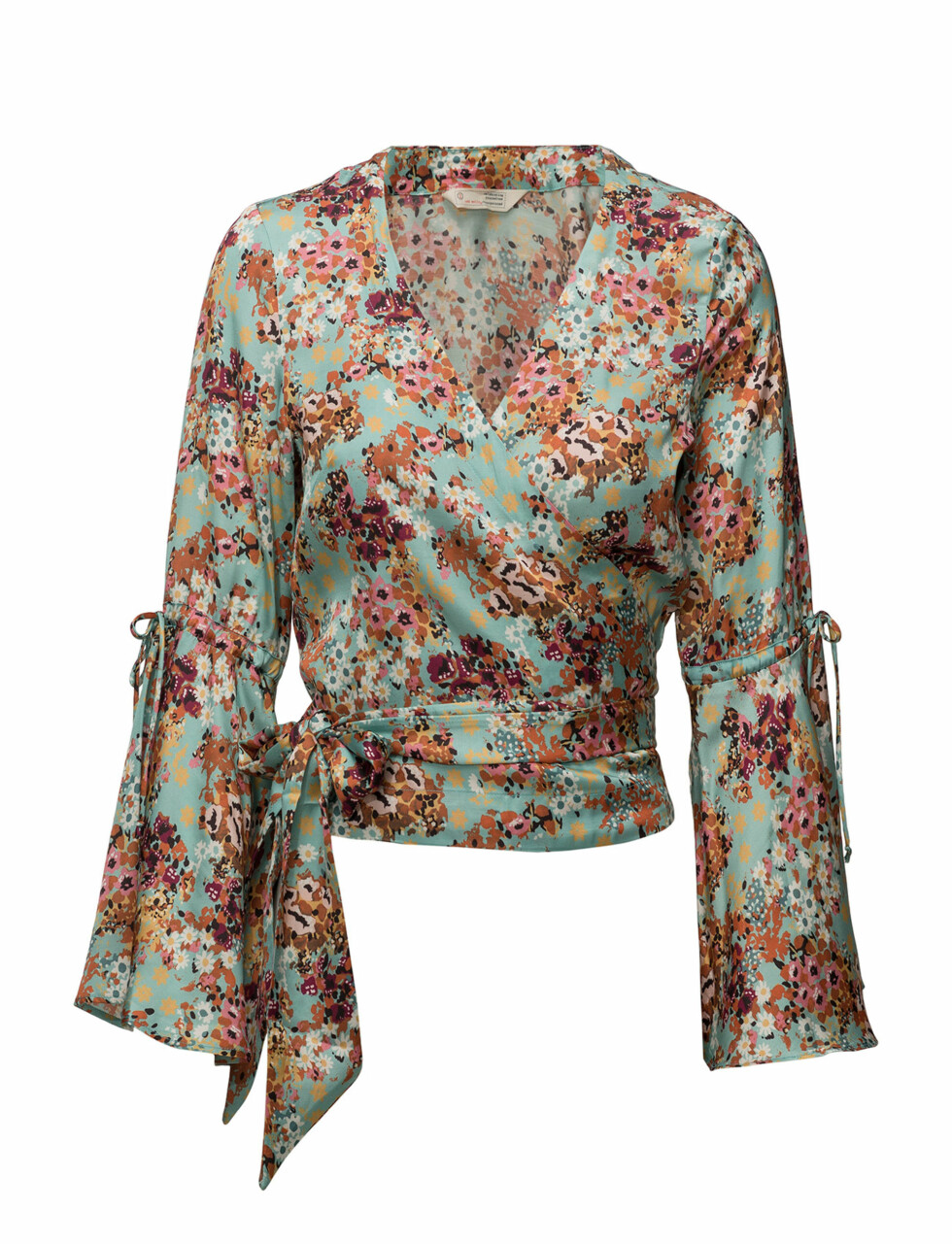 Fra Odd Molly |1395,-| https://www.boozt.com/no/no/odd-molly/lucky-draw-flower-blouse_18048450/18048456?navId=67380&group=listing&position=1000000