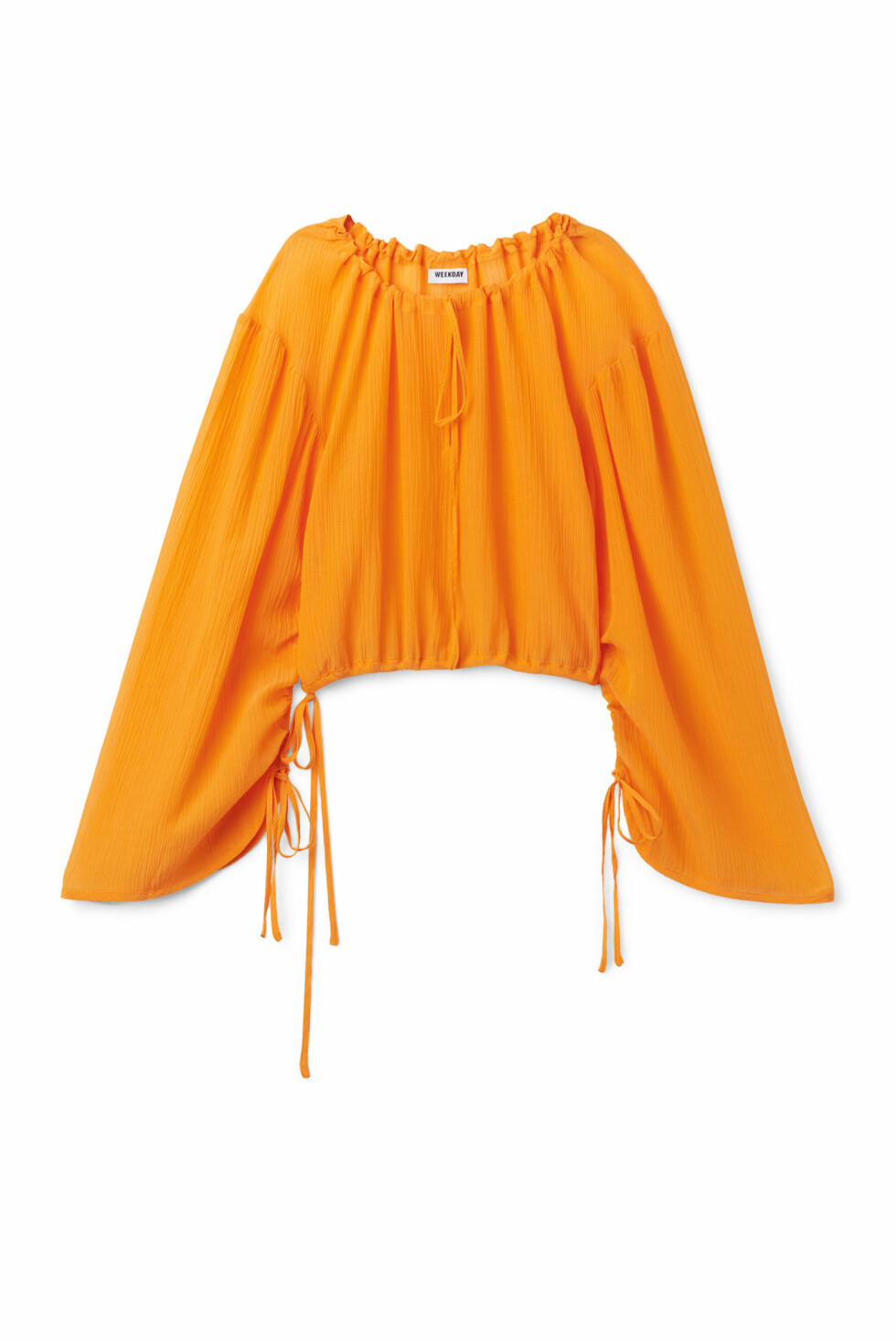 Fra Weekday |500,-| https://www.weekday.com/en_sek/women/categories/shirts-and-blouses/product.pax-blouse-yellow.0588297001.html