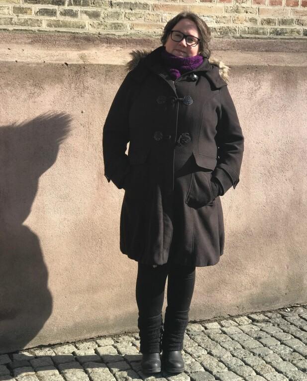 FIKK HJELP AV PSYKOLOG: - Jeg har blitt frisk, og har ikke hatt overspisingsepisoder på snart to år, forteller Sunniva. FOTO: Privat