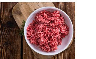 Så fort bør du spise opp kjøttdeigen