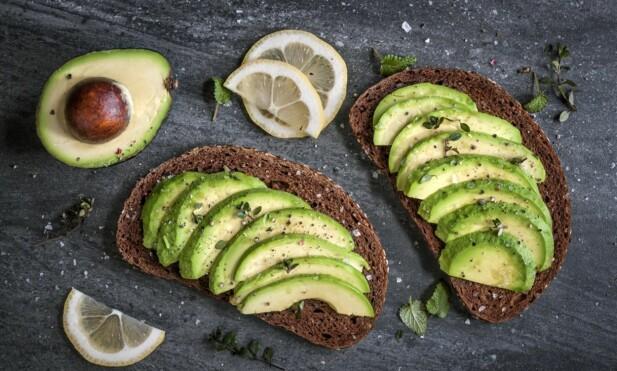 <strong>AVOKADO:</strong> - Avokado er blant de feteste grønnsakene vi har, men det dreier seg om sunt, umettet, fett som både metter og er bra for hjernen. FOTO: NTB Scanpix