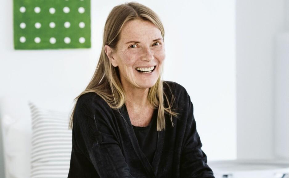 INTERIØR: Det er ikke mangel på kreativitet og påfyll av inspirasjon for Jutta. Hun har jobbet på Ikea i mange år i mange forskjellige land. FOTO: Heléne Linsjö