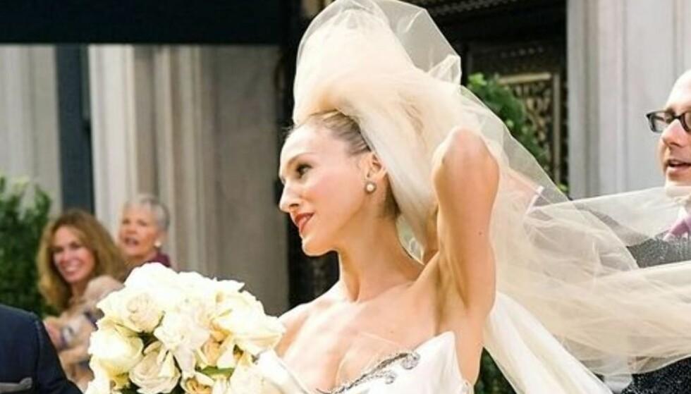 Sarah Jessica Parker har laget klær til den utradisjonelle bruden
