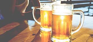 Må man legge på seg av øl?