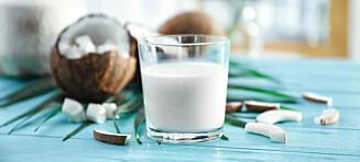 Glad i kokosmelk? Da bør du velge den lette