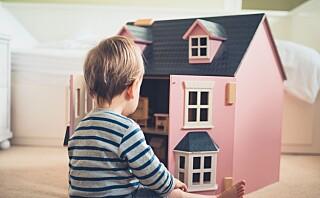 Hvor bevisst er du på kjønnsforskjeller i barneoppdragelse?