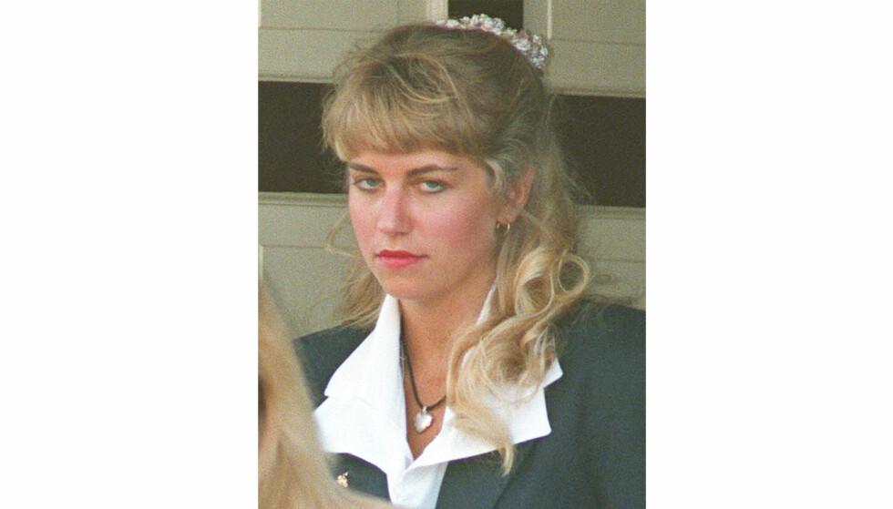 TRUE CRIME: Karla Homolka var delaktig i det brutale drapet på sin 15 år gamle søster Tammy i 1990. De to påfølgende årene ble to andre tenåringsjenter drept av Karla og ektemannen Paul Bernardo. FOTO: NTB Scanpix