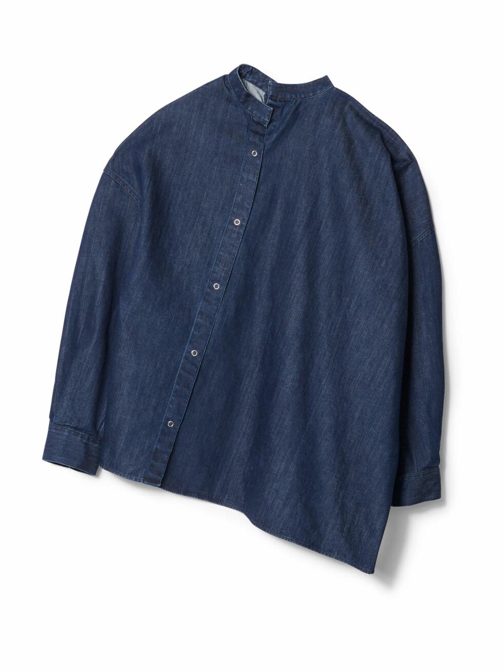 Skjorte fra Toteme |1600,-| https://toteme-studio.com/product/noma-denim-shirt/