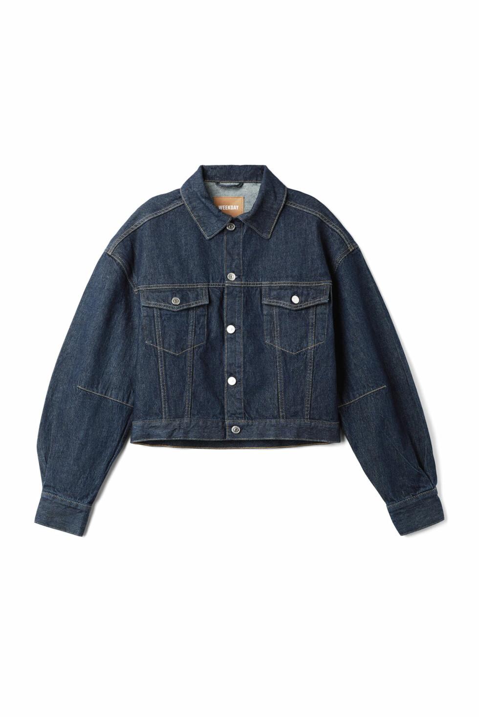 Jakke fra Weekday |600,-| https://www.weekday.com/en_sek/denim/women-denim/jackets/product.otto-cropped-denim-jacket-blue.0591443001.html