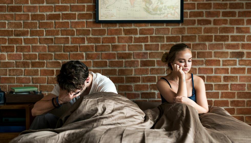 FØLER IKKE SEKSUELL LYST:  - Det finnes undersøkelser som viser at rundt en fjerdedel sliter med å føle seksuell lyst, men det betyr ikke nødvendigvis at de er aseksuelle, sier eksperten. FOTO: NTB Scanpix