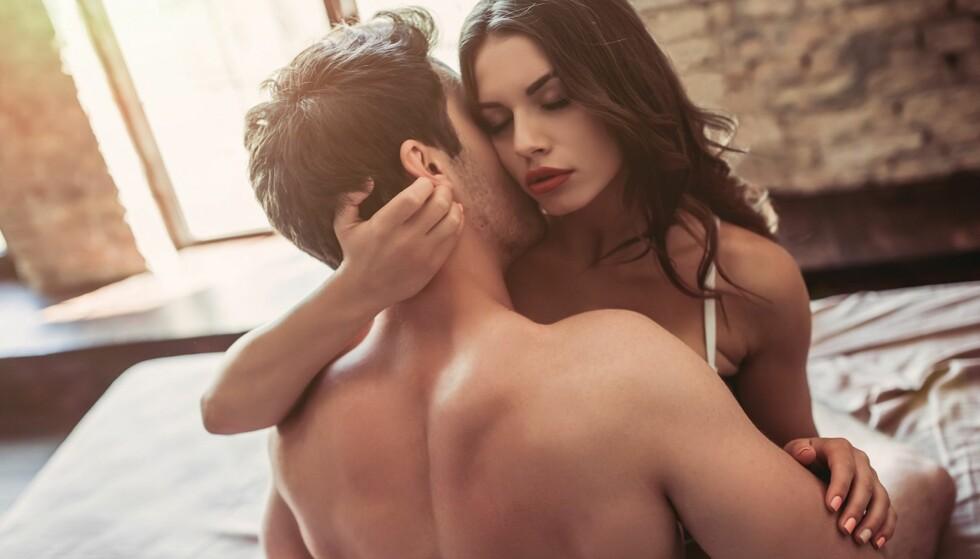 SPENNING: Om dere har sex eller ikke på første date, trenger ikke ha noe å si for om dere bevarer interessen for hverandre. Foto: Scanpix.