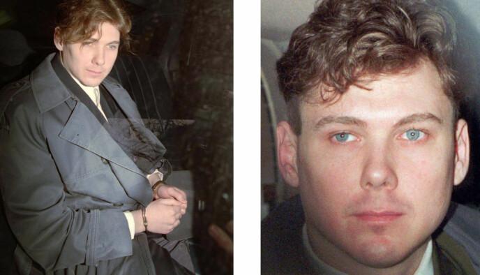DØMT: Paul Bernardo ble ikke vist noen nåde, og ble dømt til livstid i fengsel for sine grove ugjerninger. Disse bildene er tatt i 1995. FOTO: NTB