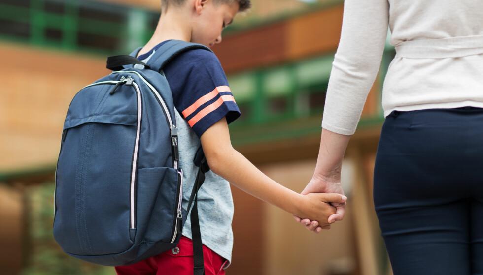 KAN PÅVIRKE: De fleste barn klarer seg bra etter en skilsmisse, og forskjellene som ses mellom barn av skilte foreldre og barn av foreldre som har holdt sammen er små. Likevel ser man en skilsmisse kan påvirke også voksenlivet. FOTO: NTB Scanpix