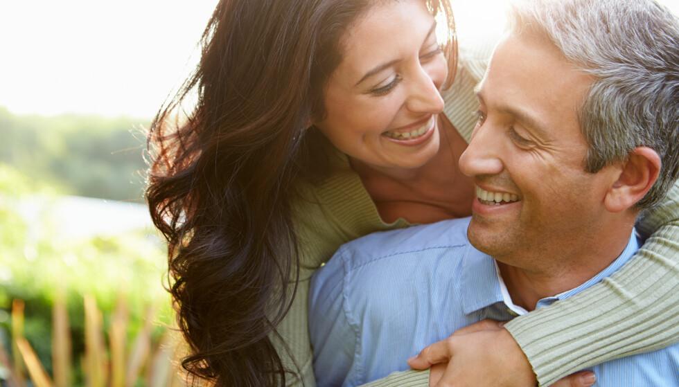SKILSMISSE: Det kan virke som om flere og flere skiller seg, men ifølge nye tall velger rekordmange gifte å være sammen livet ut. FOTO: NTB Scanpix
