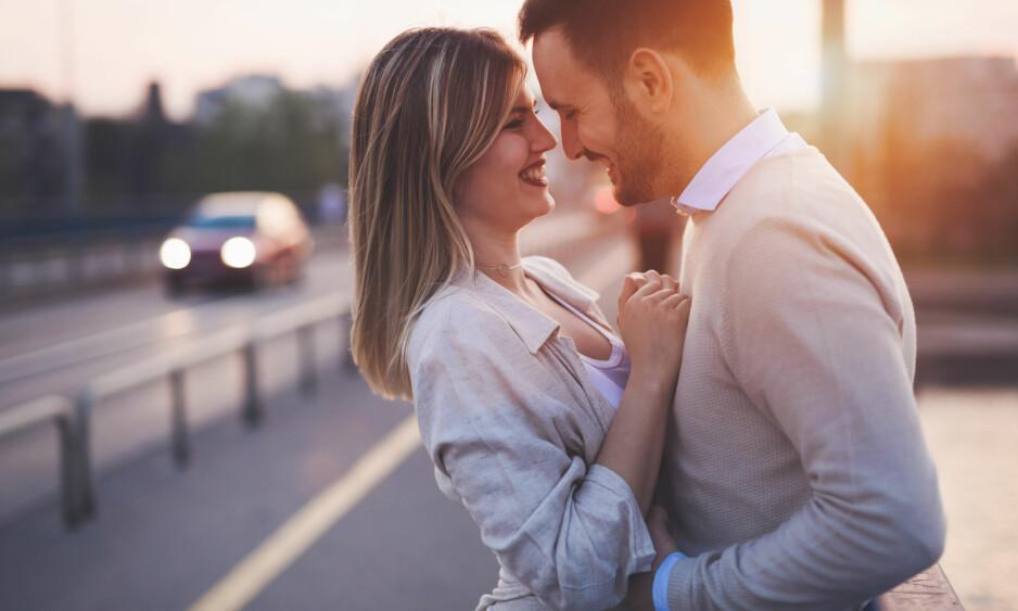 SEX PÅ FØRSTE DATE: Kommer han til å miste interessen for meg hvis jeg ligger med ham i kveld? Ikke nødvendigvis. FOTO: NTB Scanpix