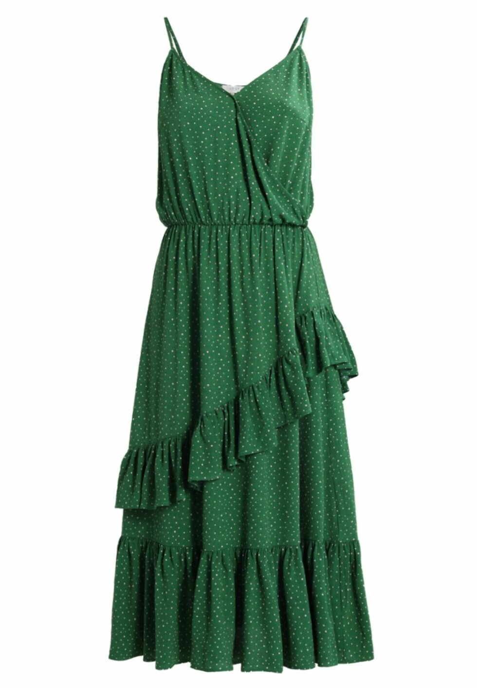 Kjole fra Just Female |1195,-| https://www.zalando.no/just-female-fernanda-dress-sommerkjole-gruen-ju121c02t-m11.html