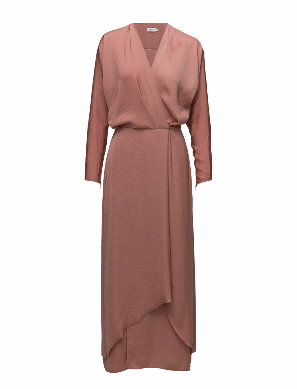 Kjole fra Filippa K |2900,-| https://www.boozt.com/no/no/filippa-k/drapey-wrap-dress_16653703/16653715?navId=67453&group=listing&position=1000000