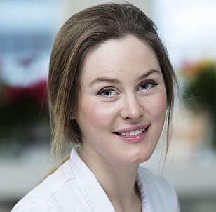 EKSPERTEN: Kosmetisk sykepleier Erle Haviken Fjeldsaa. FOTO: Aleris
