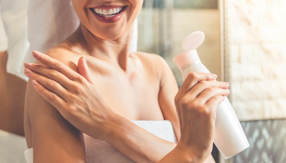 SELVBRUNING: Hvordan vet man hvilken selvbruner som passer akkurat vår hud? Her er makeup-artistens beste tips! FOTO: NTB