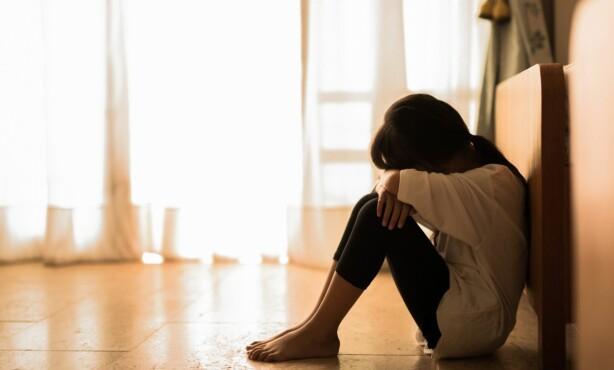DEPRESJON: Mange nordmenn har opplevd overgrep, og det kan få negative konsekvenser. FOTO: NTB Scanpix