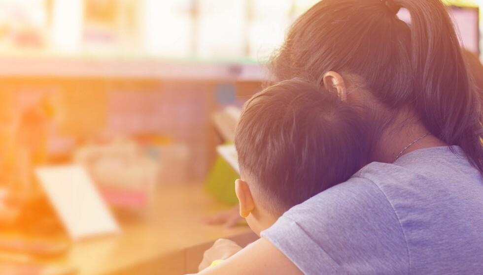 ÅPENHET: Sexolog Thomas Winther mener at åpenhet om seksualitet mellom barn og forelder reduserer risikoen for overgrep. FOTO: NTB Scanpix