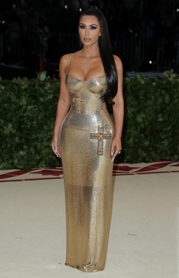 Kim Kardashian Foto: Scanpix