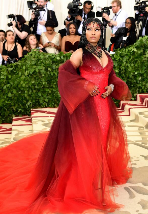 Nicki Minaj Foto: Scanpix