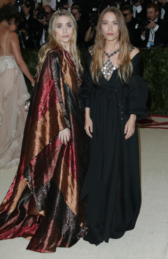 Ashley og Mary-Kate Olsen Foto: Scanpix