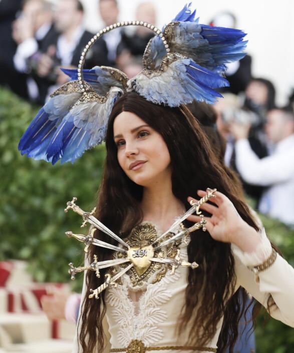 Lana Del Rey Foto: Scanpix