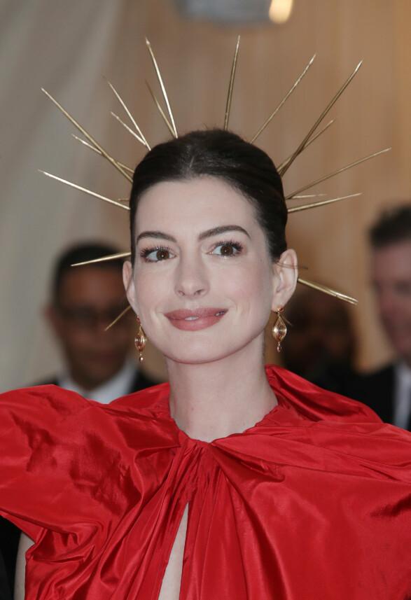 Anne Hathaway Foto: Scanpix