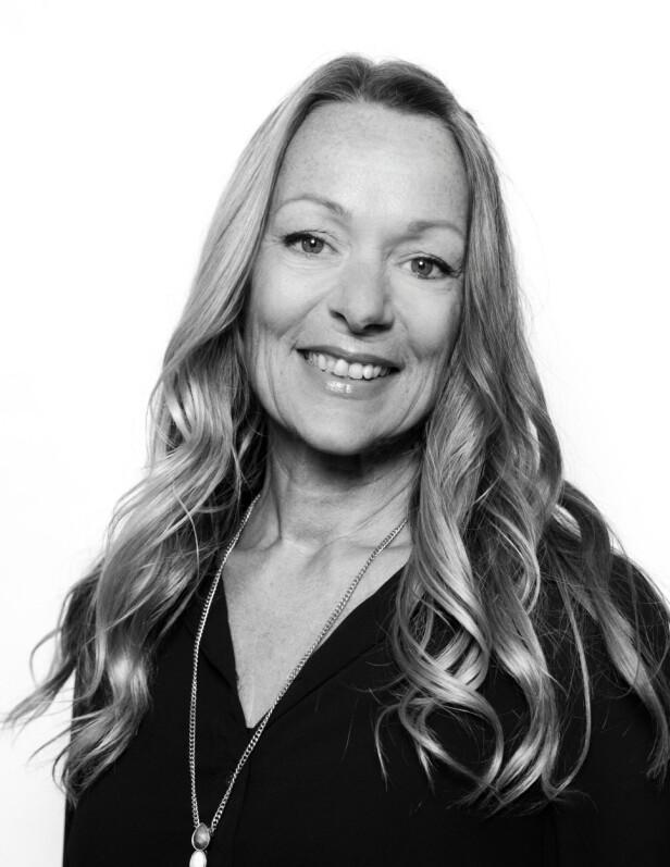 EKSPERTEN: Lise Holm-Glad, leder for Defines frisørteam. Foto: Privat