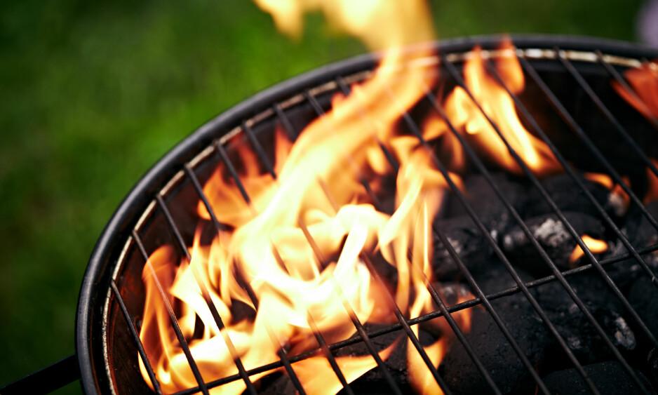 KK GRILLSKOLE: Her får du tipsene du trenger for å komme i gang med grillsesongen. FOTO: NTB Scanpix
