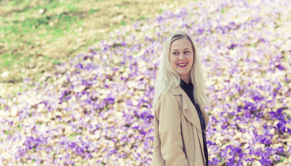 <strong>NY VÅR:</strong> Med våren kom håpet og lyset igjen, Ingvild Lothe har det bra i dag. FOTO: Astrid Waller