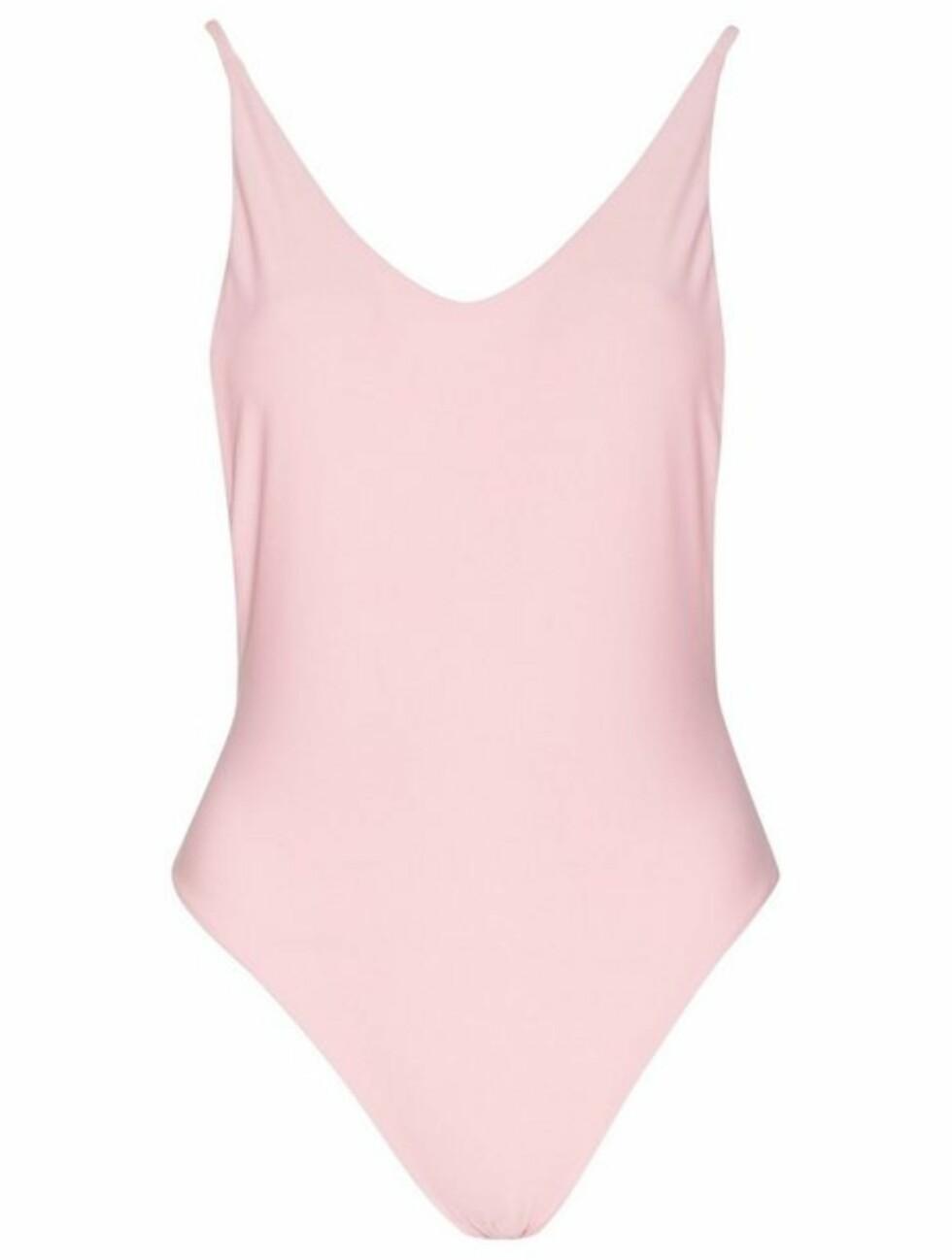 Badedrakt fra Elsa & Rose |599,-| https://nelly.com/no/kl%C3%A6r-til-kvinner/badet%C3%B8y/badedrakter/elsa-rose-201471/brigette-swimsuit-321897-0987/