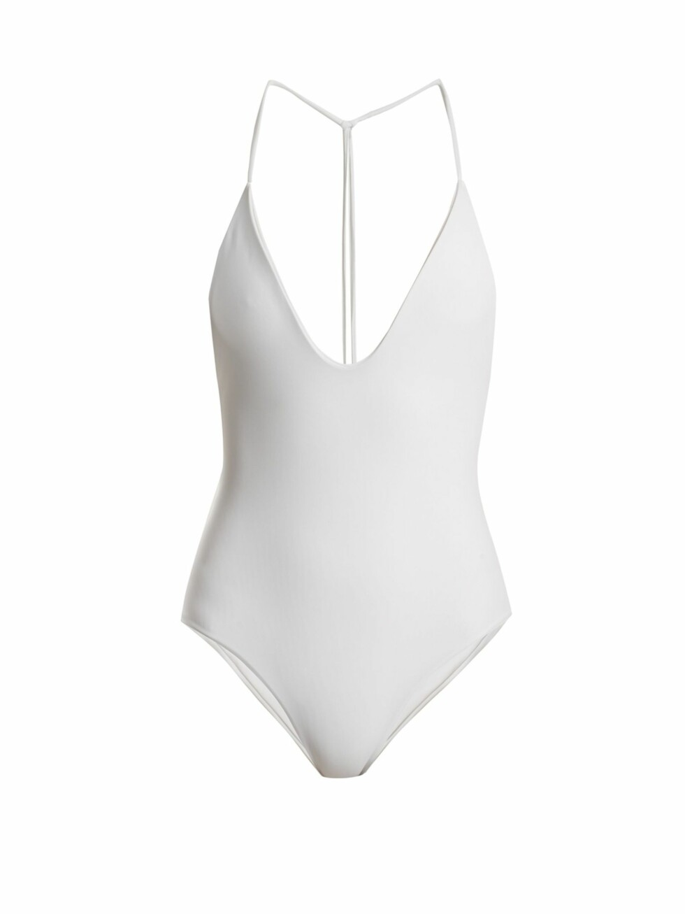 Badedrakt fra Jade Swim |1355,-| https://www.matchesfashion.com/intl/products/Jade-Swim-All-In-One-halterneck-swimsuit-1195587
