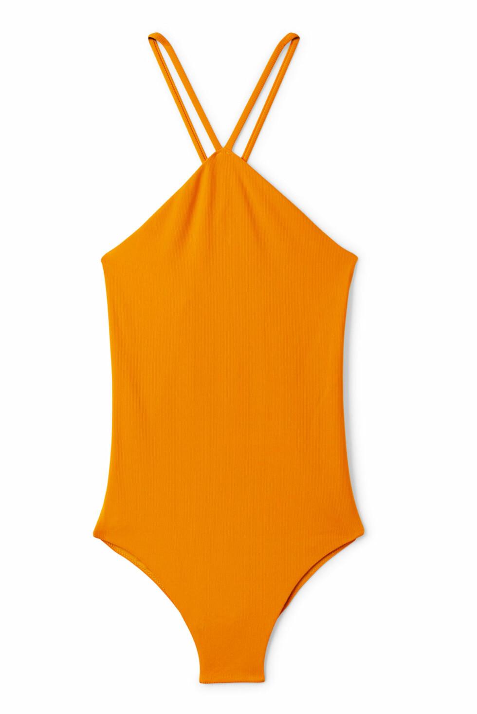 Badedrakt fra Weekday |250,-| https://www.weekday.com/en_sek/women/categories/swimwear/product.halley-swimsuit-yellow.0573973001.html