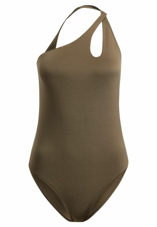 Badedrakt fra Zalando |297,-| https://www.zalando.no/zalando-essentials-zola-cut-out-swimsuit-badedrakt-za881g002-n11.html